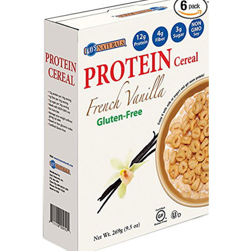Protein Cereal (French Vanilla)
